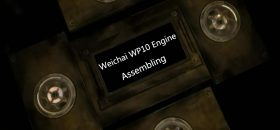 Weichai WP10 Engine Maintenance - Assembling