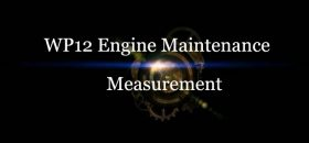 Weichai WP12 Diesel Engine Maintenance Measurement